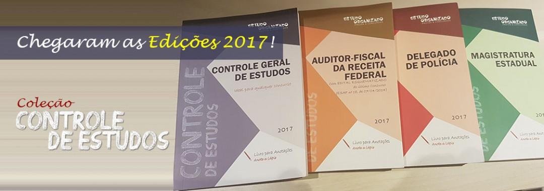 Coleção Controle de Estudos