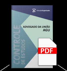 Edital Esquematizado AGU