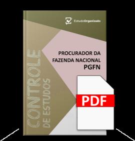 Edital Esquematizado PGFN