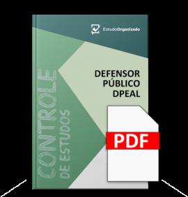Edital Esquematizado DPE