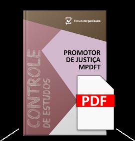 Edital Esquematizado MPDFT