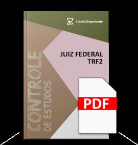 Edital Esquematizado TRF2
