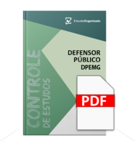 Edital Esquematizado DPEMG